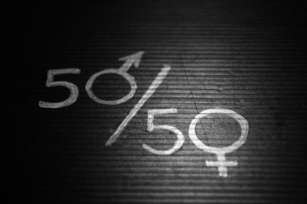 pourcentage égalité femmes et hommes en entreprise